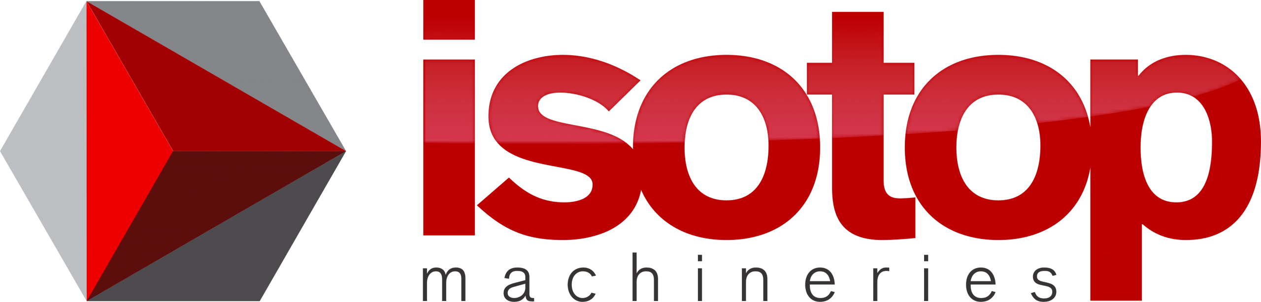Machineries Isotop Logo